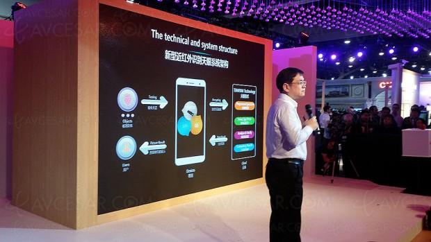 CES 17 > ChangHong dévoile ses ambitions au salon CES de Las Vegas