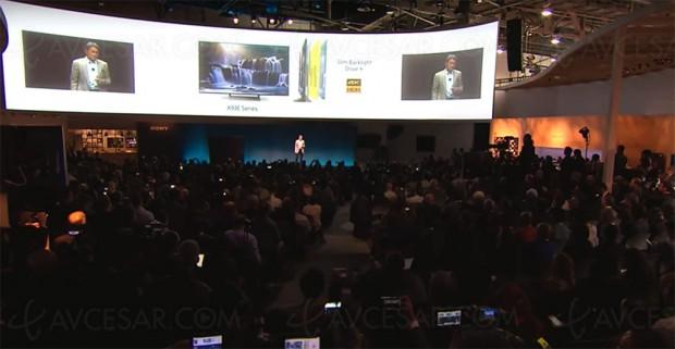 CES 17 > TV Oled/LED Sony 2017, terminée la3D…