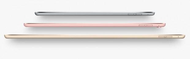 Trois iPad Pro en avril, mais pas de Mini ?