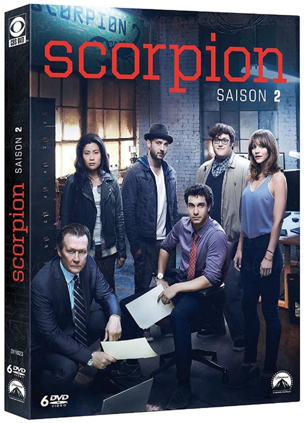 Scorpion saison 2, les autres petits prodiges