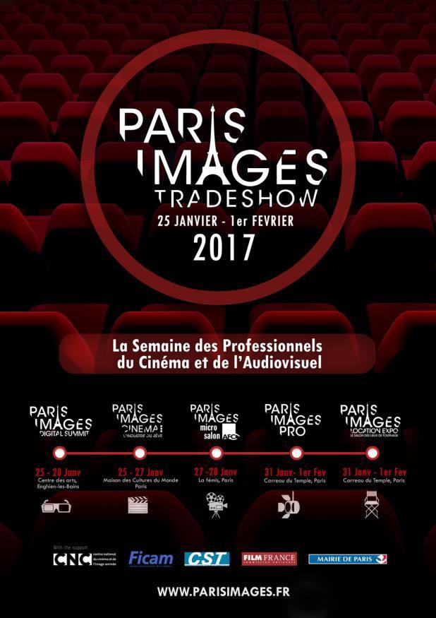 Paris Images Trade Show à partir du 25 janvier