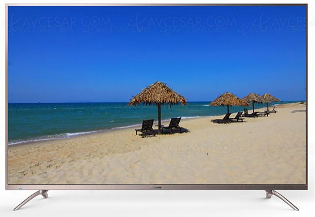 CES 17 > TV LED Ultra HD Chiq ChangHong 75E7000ISX2