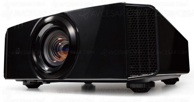 CES 17 > JVC DLA-X9500/JVC DLA-X7500/JVC DLA-X5500: nouvelle gamme e‑Shift 4K etHDR