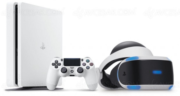 PlayStation 4 Glacier White, nuits blanches en vue