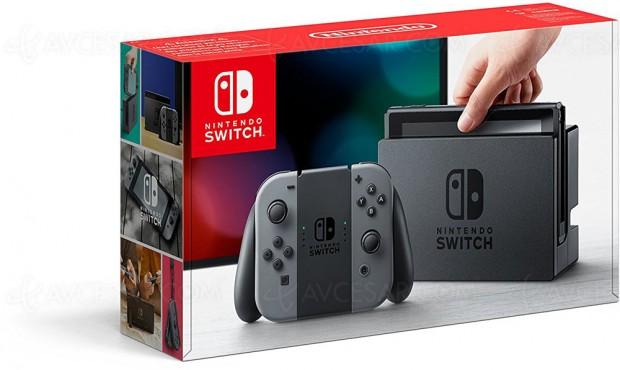 Nintendo Switch : prix, disponibilité, détails,jeux…