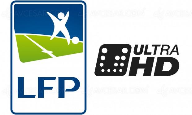 Canal+/LFP, match du dimanche soir en Ultra HD