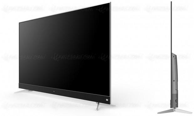 CES 17 > TV LED TCL C70, quatre modèles HDR annoncés