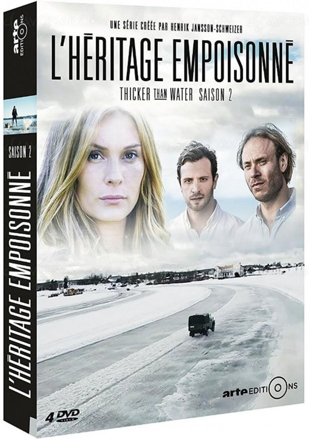 L'héritage empoisonné, saison blanche pour NordicNoir