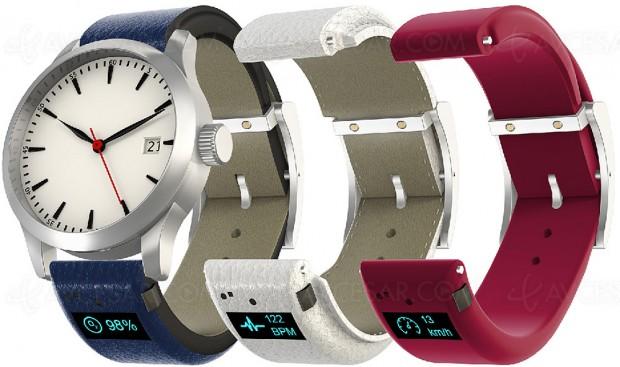 Rifft CT Band, bracelet connecté pour toutes lesmontres