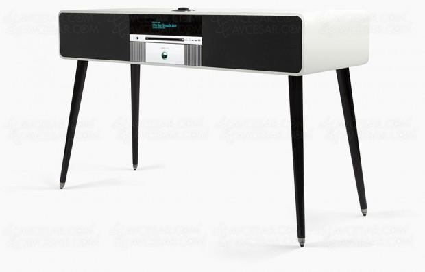 Ruark Audio R7, meuble sonore 2.1réseau