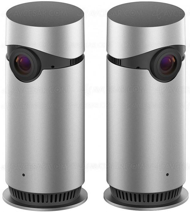 Caméra de surveillance D‑Link Omna180 CamHD, compatible AppleHomekit
