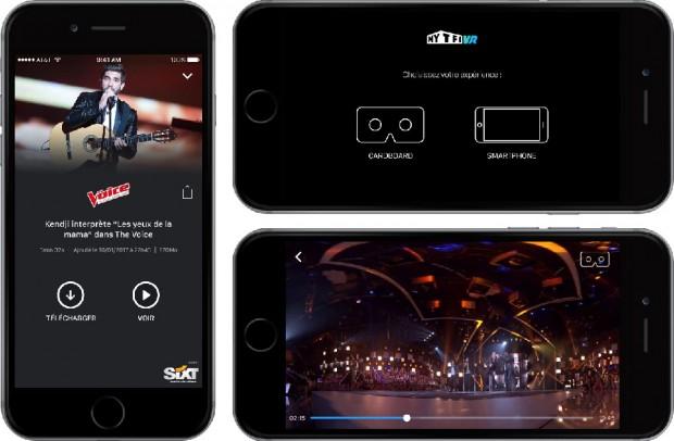 TF1 se met à la réalité virtuelle, notamment pour TheVoice
