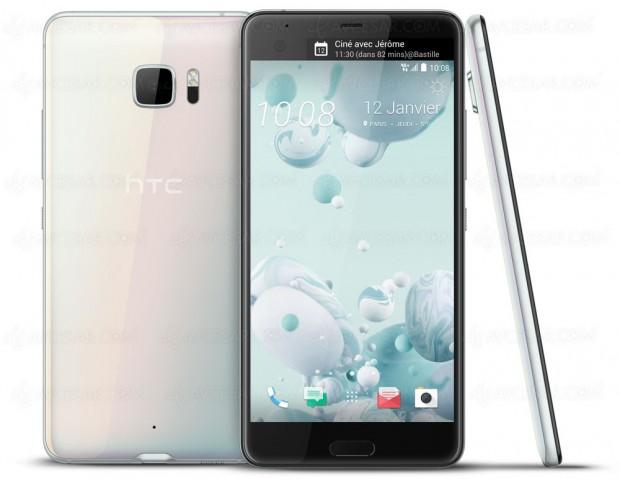 HTC U Ultra, smartphone haut de gamme et doubleécran