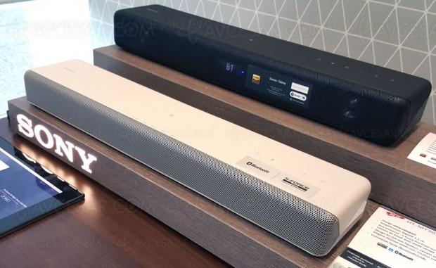 Sony HT-MT300/Sony HT-MT500, mise à jour prix indicatifs etfinitions