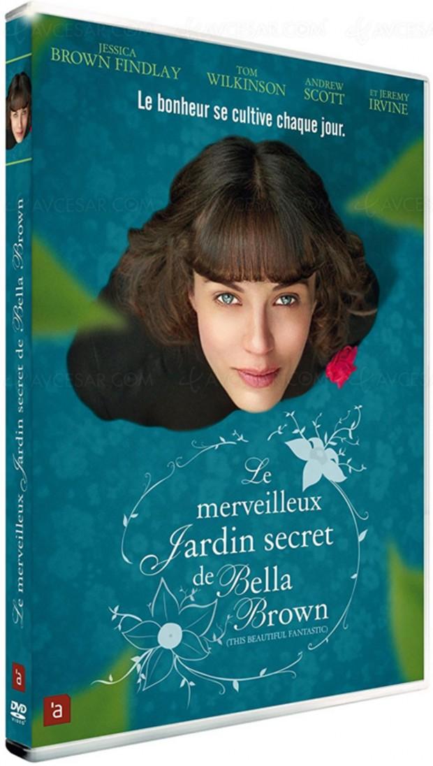 Le merveilleux jardin secret de Bella Brown, écrivaine enherbe