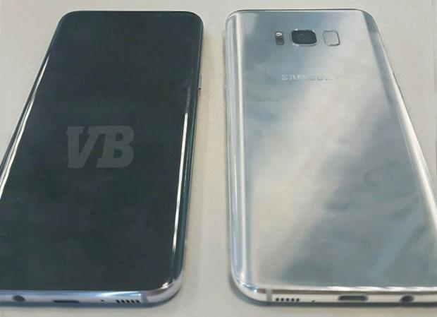 Fuites Galaxy S8 : photos, date de sortie, prixindicatif…
