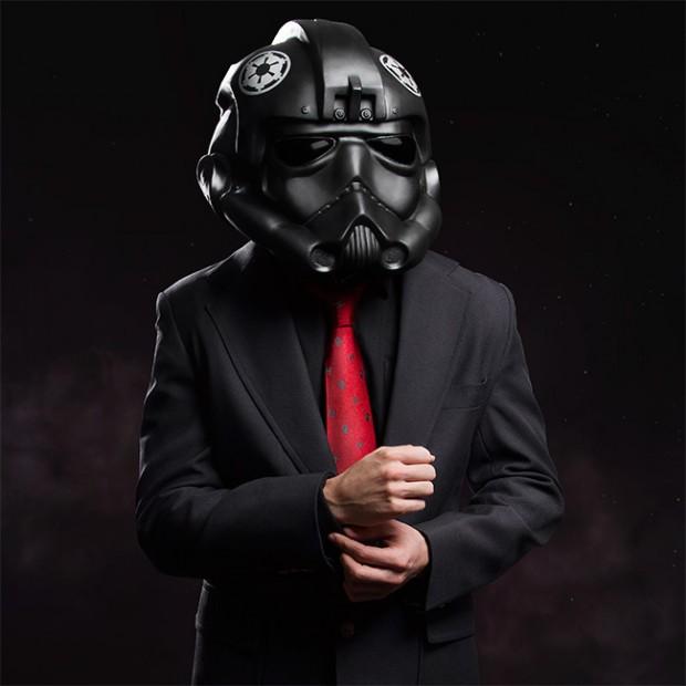 Cravate Star Wars, chicimpérial