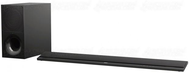 Sony HT-CT800, barre de son 2.1multiroom