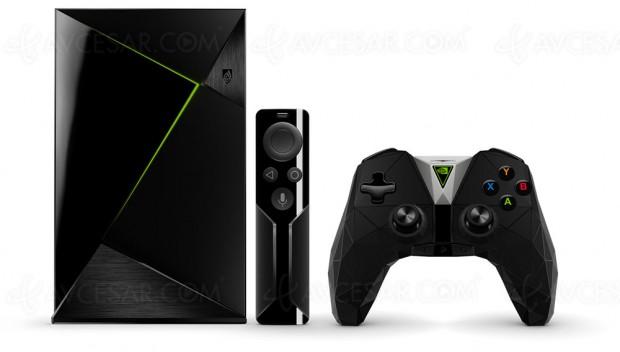 Nvidia Shield Pro, désormaisdisponible