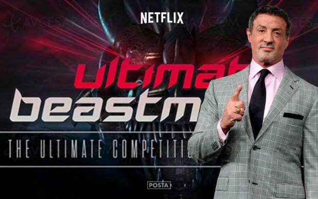 En février sur Netflix, Stallone et des grandschefs