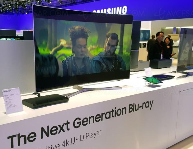 Samsung UBD-M8500/Samsung UBD-M9500, mise à jourfonctionnalités