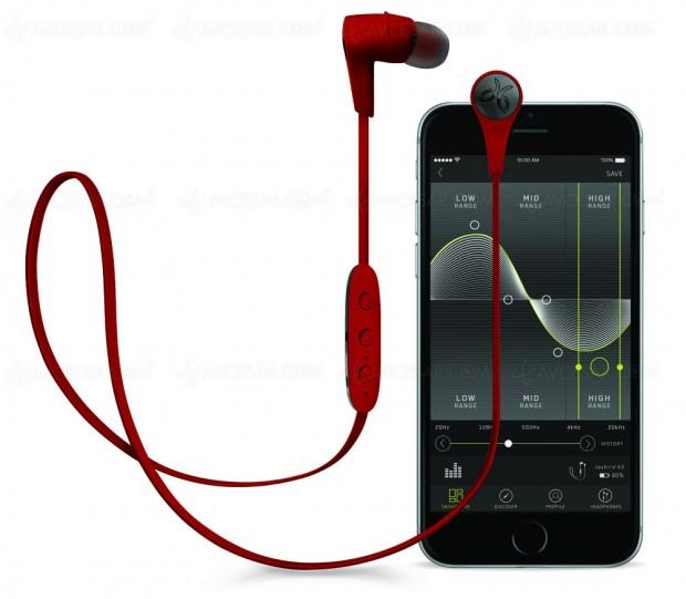 Écouteurs intra-auriculaires sans-fil JaybirdX3
