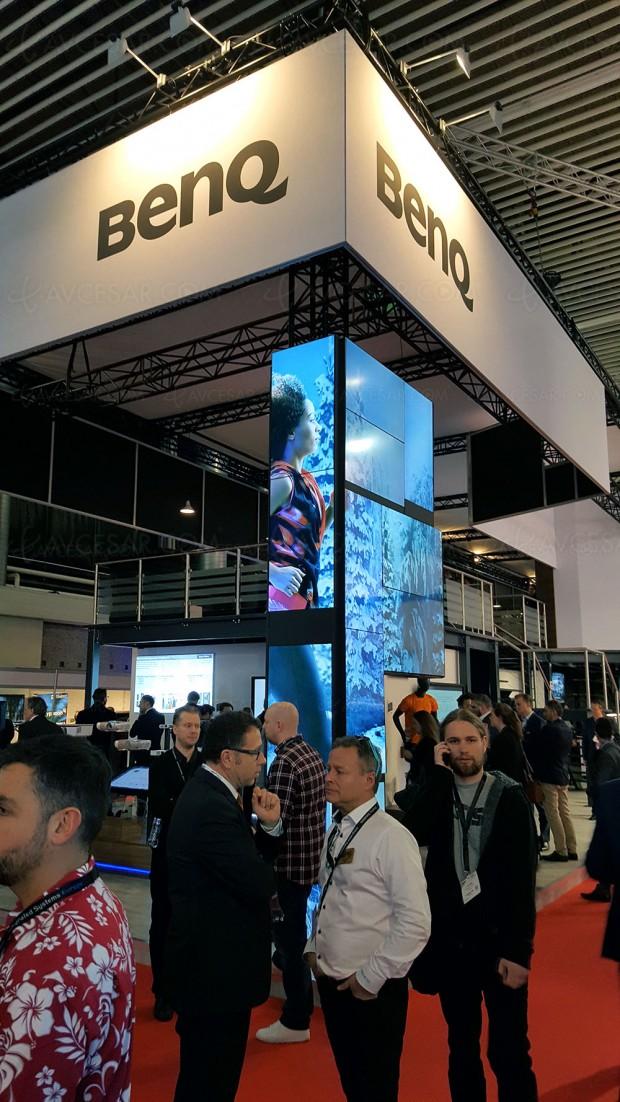BenQ W11500, nouveau vidéoprojecteur UltraHD/4K
