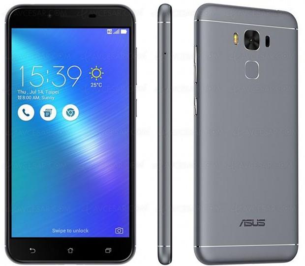 Asus ZenFone 3 Max Plus, objectifautonomie et rapport qualité‑prix!