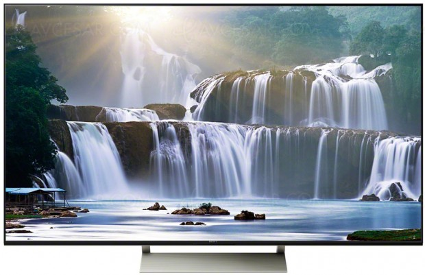 TV LED UHD Sony XE9405, mise à jour prixindicatif