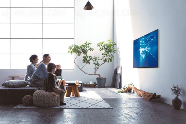 TV LED UHD Sony XE9005, mise à jour prix indicatifs