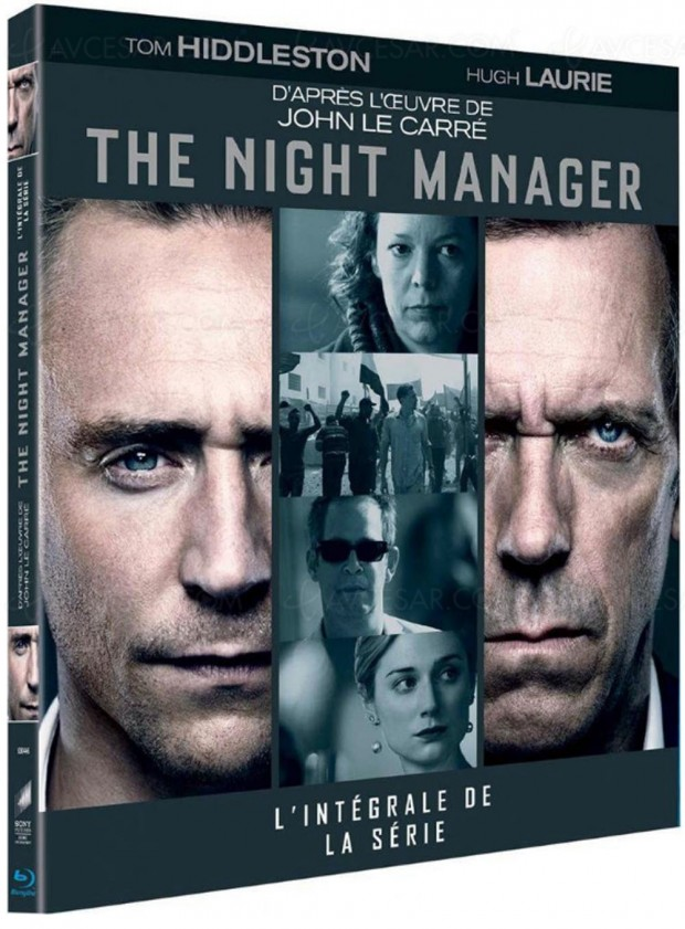 The Night Manager, trois rôles principaux, trois GoldenGlobes