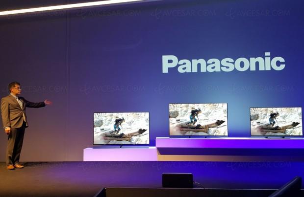 TV Oled Panasonic EZ950/EZ1000 : 55