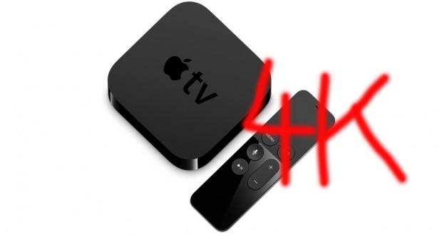 Nouvel Apple TV Ultra HD/4K cette année ?