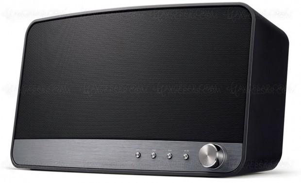 Pioneer MRX-5, enceinte Bluetooth, multiroom DTSPlay‑Fi/FireConnect etnomade