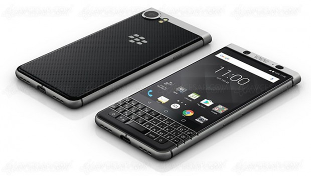 BlackBerry KeyOne, le retour du clavier sur smartphone