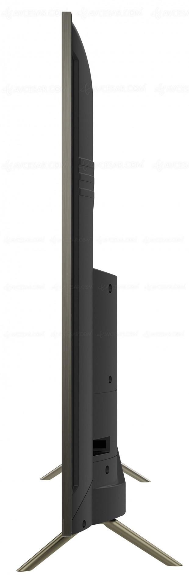 TV LED Ultra HD TCL P60, quatre modèles HDR annoncés