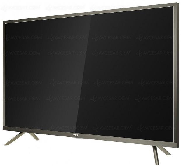 TV LED Ultra HD TCL P60, quatre modèles HDRannoncés