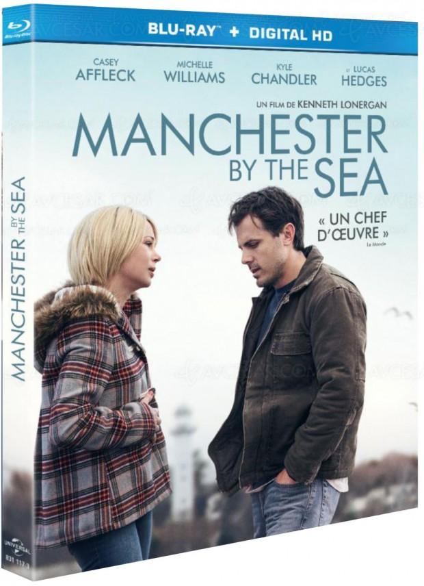Manchester by the Sea, le drame côtier doublementoscarisé