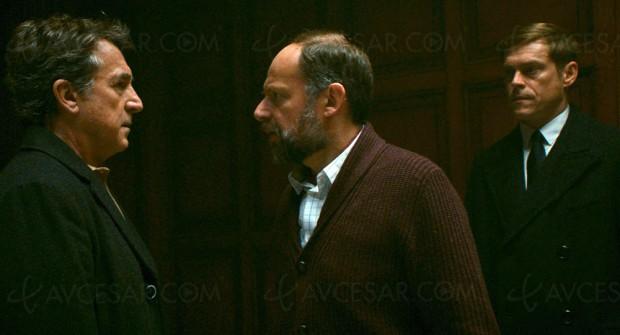 La mécanique de l'ombre : François Cluzet et Denis Podalydès au cœur ducomplot