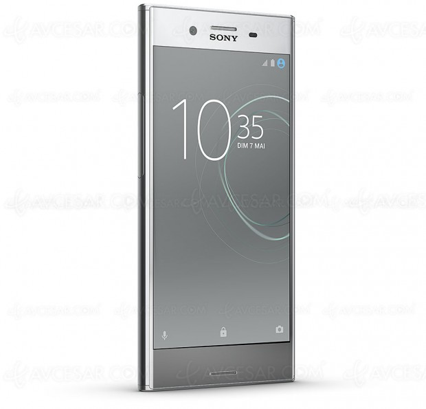 Sony Xperia XZ Premium : écran Ultra HD/4K, caméra 960 i/s et Bluetooth 5.0