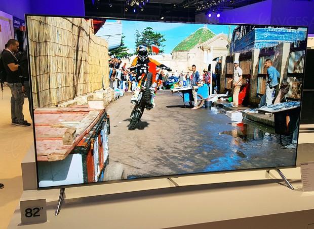 TV LED Ultra HD Samsung MU7005, 49