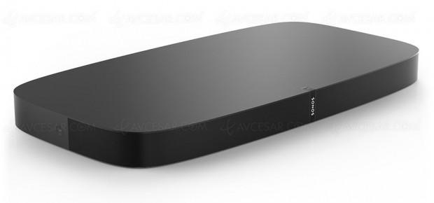 Sonos PlayBase, nouvelle barre de sonmultiroom