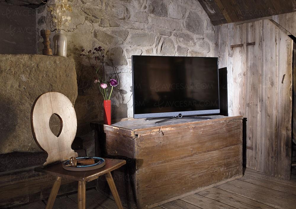 tv led ultra hd loewe bild 5 mill sime 2017. Black Bedroom Furniture Sets. Home Design Ideas