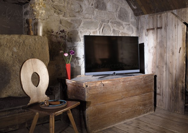 TV LED Ultra HD LoeweBild5, millésime2017