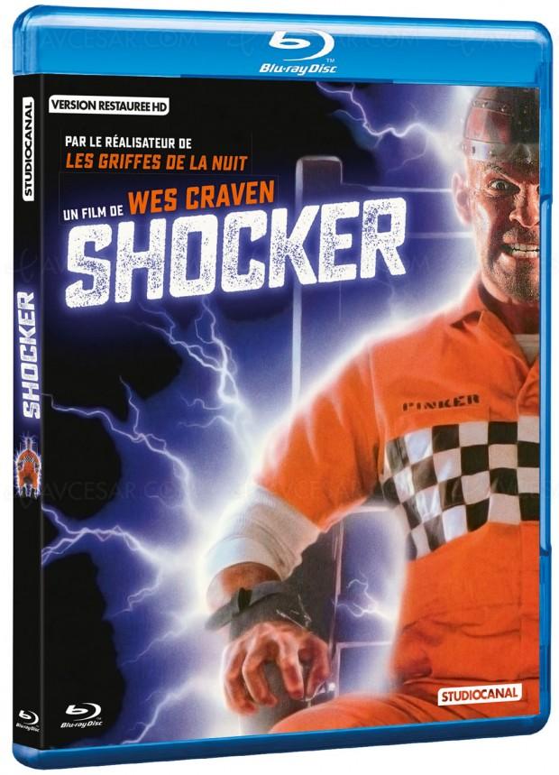 L'électrique Shocker de Wes Craven en version restauréeHD