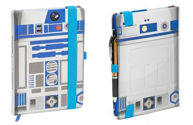 Carnet de (bonnes) notes R2-D2