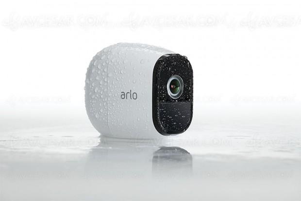 Netgear Arlo Pro, caméra de surveillance toutterrain