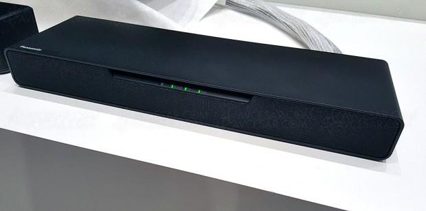 Panasonic SC-SB1, nouvelle barre de sonultra‑compacte