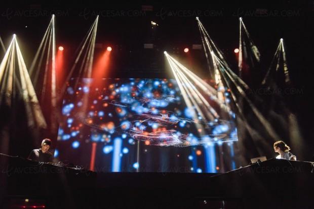 Festival Sónar Barcelona 2017 : Music, Creativity &Technology