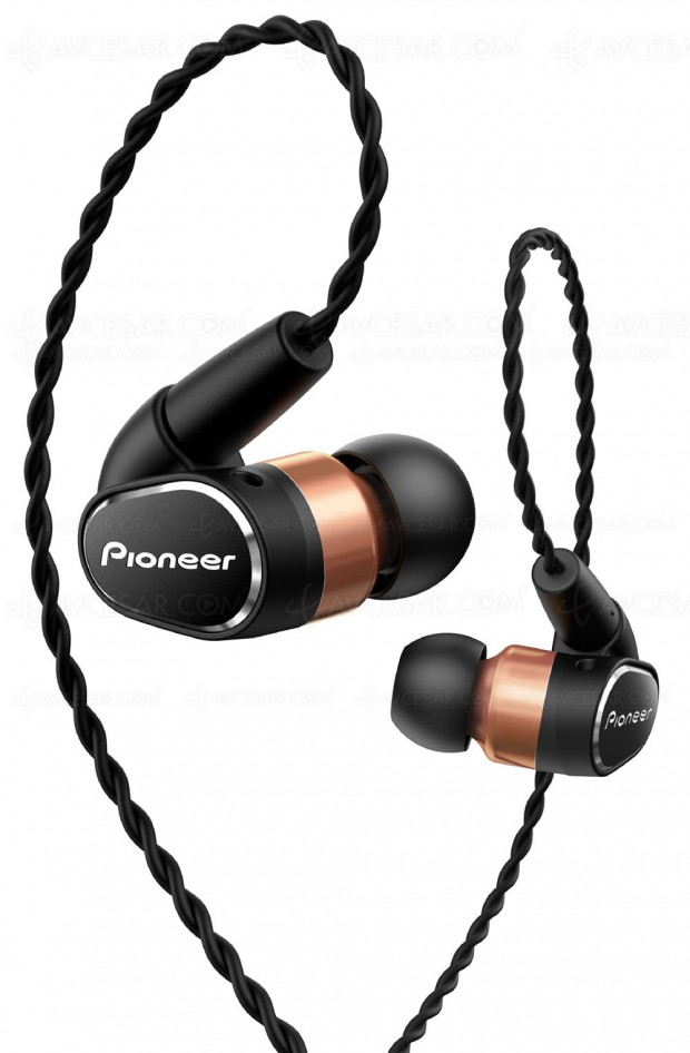 pioneer se ch9t casque intra auriculaire hi res audio. Black Bedroom Furniture Sets. Home Design Ideas